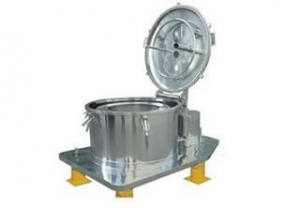 Quality PS Manual top discharging hermetic closure centrifuge for sale