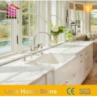 AAA Quality Bathroom Dark Marble and White Calacatta Kitchen Countertop Materials