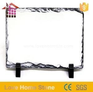 China Sublimation Rock Slate Photo and Synthetic Slate Roofing and Billiard Slate with Good Quality on sale