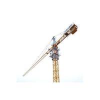 Topkit tower crane HUBA H6015B High Performance Construction Equipment Tower Crane