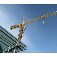 Topkit tower crane QTZ Series Hot Sale Model Topkit Tower Crane
