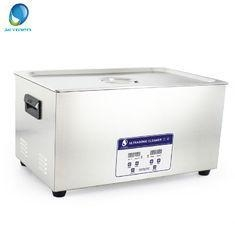 China 22L ultrasonic cleaning equipment , JP-080S Stainless Steel Ultrasonic Cleaner 40KHz CE on sale