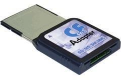 China Cables & Accessories 4 in 1 SM/SD/MMC/MS to Compact Flash (CF) Adapter on sale