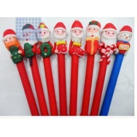 China Artware suffix modifiers: Santa Claus polymer clay on sale