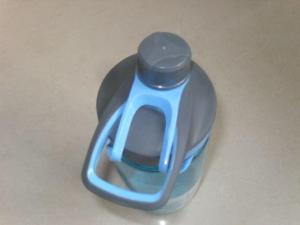 China Fashion Plastic Cups Silicone Folding Water Bottle Sport Bottle Cycling Folding Water Bottle on sale