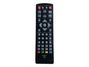 China New DVB-T USB Digital TV Receiver Box DVB-T SD Remote Control on sale