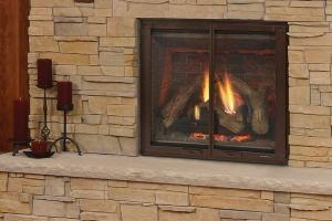 China Hearth & Home Technologies Energy Pro Gas Fireplace on sale