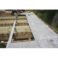 China Engineered Tile Decking on sale