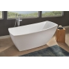 China Bath Jacuzzi Stella Soaker Tub Makes a Freestanding Statement for sale