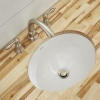 China Bath Gerber Introduces Luxoval Lavatory Sinks for sale