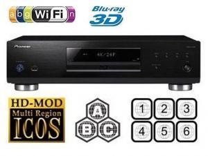 China Pioneer BDP-LX58 3D blu-ray PlayerMultiregion Blu-Ray+DVD on sale