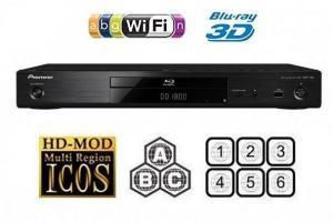 China Pioneer BDP-X300-K 3D Blu-ray PlayerMultiregion Blu-ray+DVD on sale