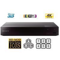 Sony BDP-S6700 3D Blu-ray Disc PlayerMultiregion Blu-ray+DVD