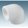 China All Plastic Fitting 90 Degree Ppr Elbow for sale