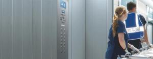 China Stretcher elevator Machine Room Elevator on sale