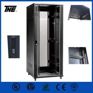 China Floor Standing Network Cabinet Server Rack 12U 18U 22U 27U 32U 37U 42U 47U on sale