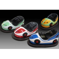 Carousel Rides Kiddie Electric Bumper Cars For Sale