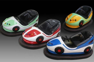 China Carousel Rides Kiddie Electric Bumper Cars For Sale on sale