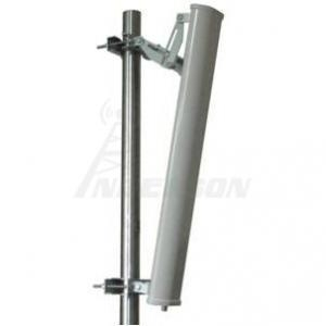 China Sector WIFI Antenna 15dBi 90degree AW2400-2500V15i(090)A on sale