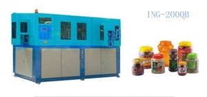 China PET bottle blow molding system on sale
