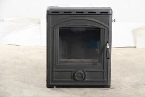 China HiFlame Hot Selling Small Cast Iron Wood Burning Fireplace Insert OL357i on sale