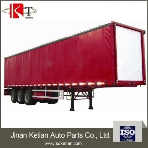 China China High Quality Box Semi Trailer From Professional Manufacturer on sale