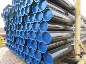 China ERW Round Steel Tube And Pipe on sale