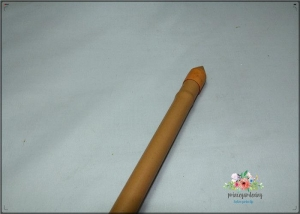 China Bamboo Garden Stakes Naturally Beautiful Bamboo Garden Stakes With 75cm Length Plastic Coated on sale