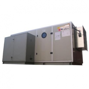China Gas-Fired Make-up Air Unit Fan AHUI Indirect Gas-Fired Make-up Air Unit on sale