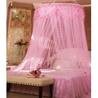 China best selling household essentials keep insect away oversized utility mosquito net double bed on sale