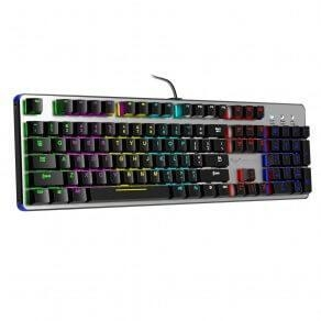 China HAVIT HV-KB366L Mechanical Keyboard Review Roundup on sale