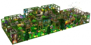 China Playgrounds Indoor Playgrounds Jungle Theme on sale
