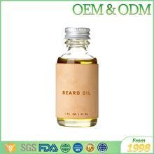 China 30ml new design competitive price moisturing beard care natural beard oil on sale