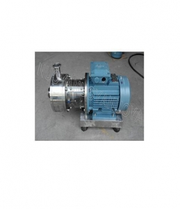 China Emulsifying mixer High-shear emulsifying pump on sale