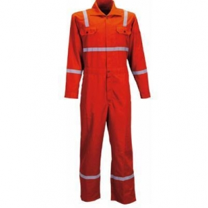 China flame resistant work clothes High Performance Flame Retardant Nomex Coverall on sale