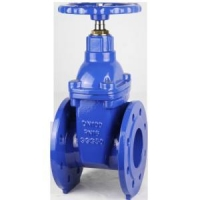DIN3352 Resilient Seated Wedge Gate Valve