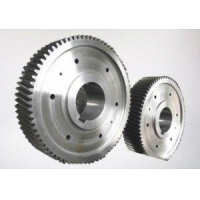China Stainless Steel Drive Gear For Marine Engineering , High Tolerance Ring Roll Forgings on sale