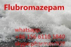 China Buy Flubromazepam white crystal Flubromazepam on sale