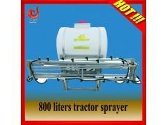 China 3 point linkage mounted 250L to 800L agricultural diaphragm boom tractor sprayer tank on sale