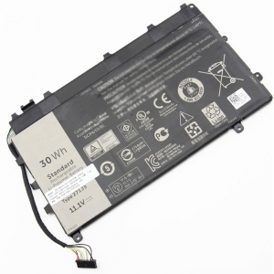 China New 2754mAh 11.1V 271J9 computers Battery for Dell Keyboard Dock 30Wh Reviews on sale
