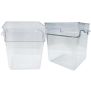 China Square Storage Containers CommoditySquare Food Storage Container 17.2L on sale