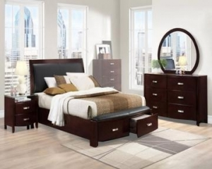 China BEDROOM Homelegance Bedroom Set Lyric EL-1737NCSET on sale