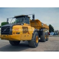 Volvo A40E 40-Ton Articulated Truck 11859 used for sale