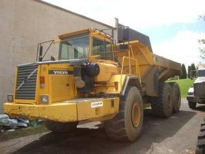China 1999 Volvo A40 used for sale on sale