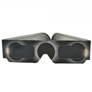 China Custom Paper Solar Eclipse Glasses on sale