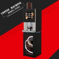 Products F307 High Quality Table Top Coffee Bean Machine