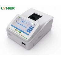 POCT Real Time Quantitative (PCR) Analyzer Blood Diagnostic Instrument With Diagnostic Test Kits