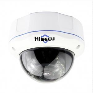 China HD Network Camera 1.3 MEGAPIXEL IR VANDAL PROOF IP DOME CAMERA on sale