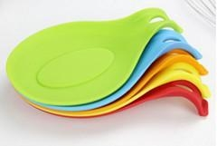 China 2016 Christmas Promotional silicone spoon rest holder on sale