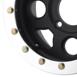 China ATV Rims & Wheels Xd-series Atv 222 Enduro Beadlock Matte Black Wheel (12x7/4x110mm) on sale